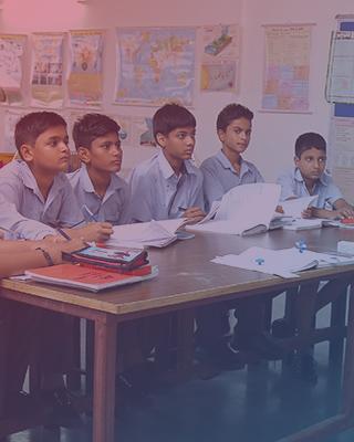Inside the Classroom Image