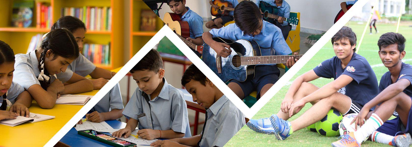Best Residential School in Gurgaon